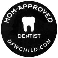 Mom-Approved Dallas Children Logo